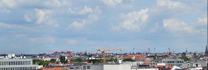 berlin, architecture, city, cityscape