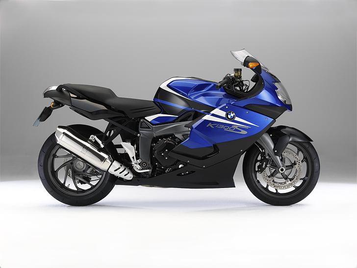 bmw, k 1300, metallic, motorcycle, cycle, transportation, sharp
