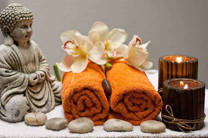 Wellness, massage, slappe af, afslappende, Spa, afslapning, Fysioterapi