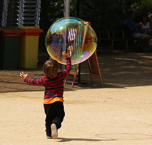 child play, child, little, happy, kid, happiness, park