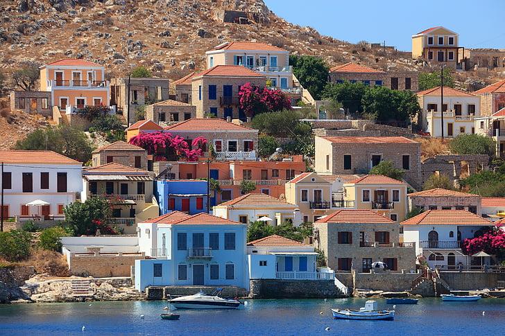 Grècia, illa, illa grega