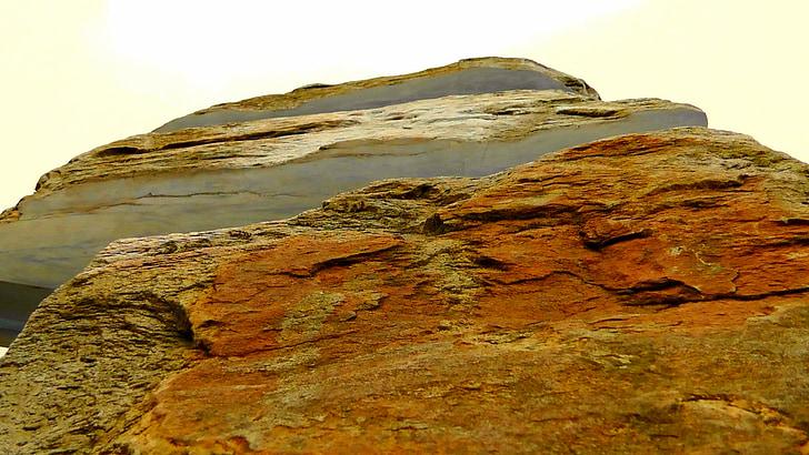 мрамор, рок, зерно, скалы, Природа, пейзаж, коричневый