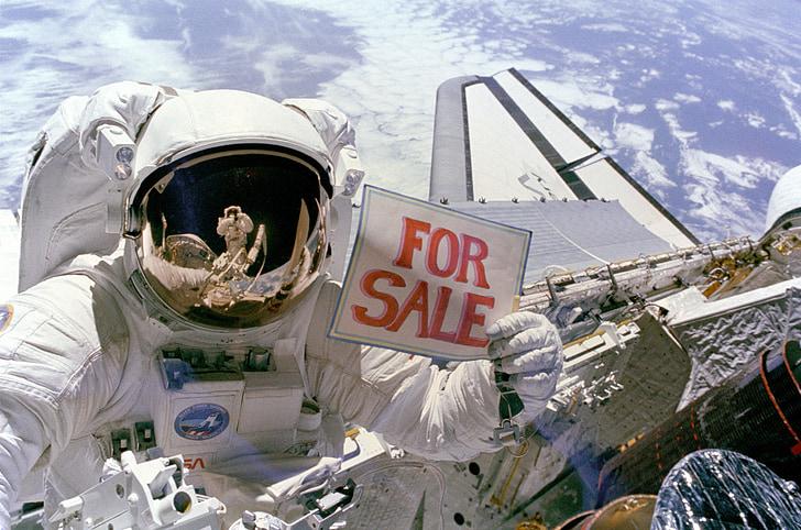 astronautów promu kosmicznego, odkrycie, statek kosmiczny, miejsca na spacer, satelitarnej odzyskiwania, Dale gardner, Misja