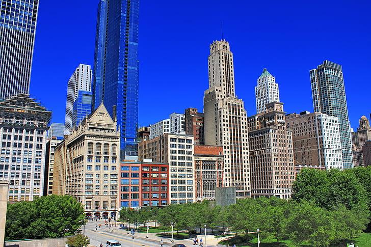 미국, 시카고, 도시