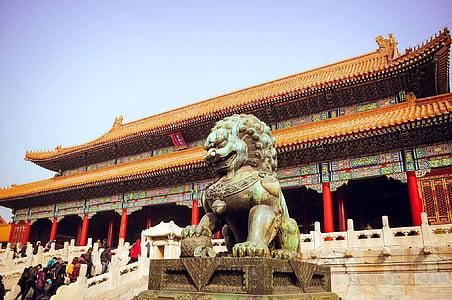 Pequín, prohibit, Turisme, Xina, Àsia, arquitectura, temple - edifici