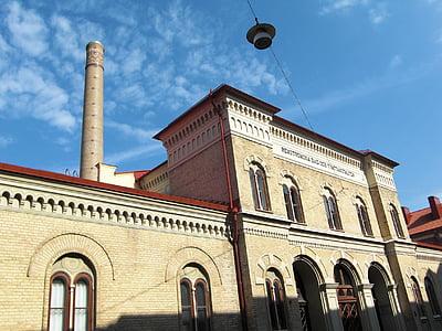 volksbad, Sverige, Göteborg, Downtown, arkitektur, byggnader, gamla stan