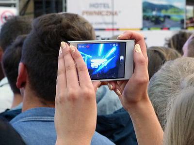 телефон, Фото, фотограф, сфотографувати, стільниковий телефон, клітинку, смартфон