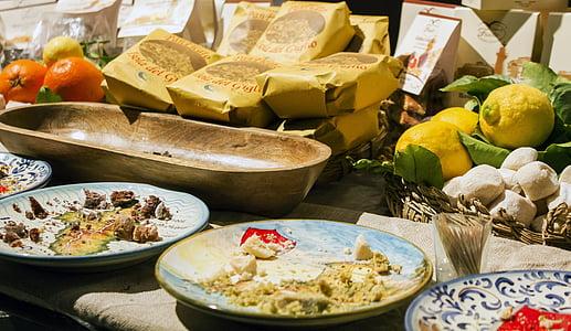 gastronomia, Itàlia, aliments, alimentari, plat, plat típic, un ingredient
