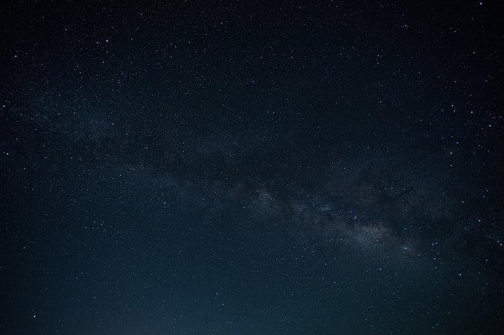 Астрономия, Темный, Вечер, светящийся, ночь, Найтски, живописные