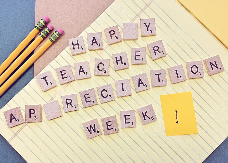 teacher appreciation week, teacher, educator, school