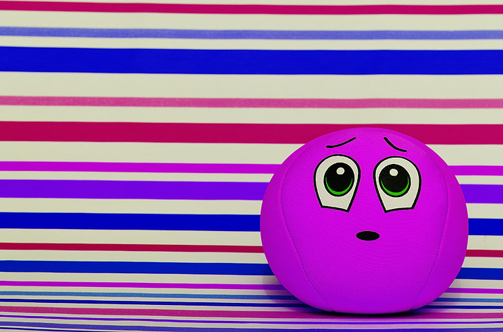 smiley, sorry, surprised, excuse me, funny, purple, sweet