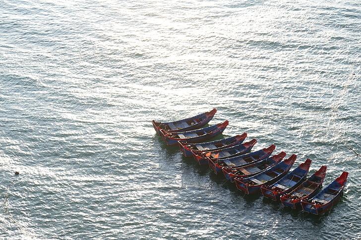 the sea, east china sea, sea, boat