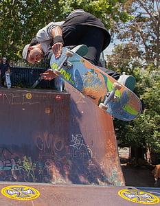 skateboarding, skate, skateboard, extreme, skateboarder, skating, lifestyle