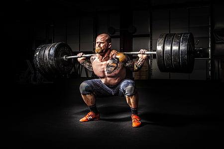 man, persoon, macht, sterkte, sterke, Fitness, lichaam