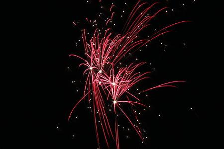 firework, night, festival, event, year, celebration, party