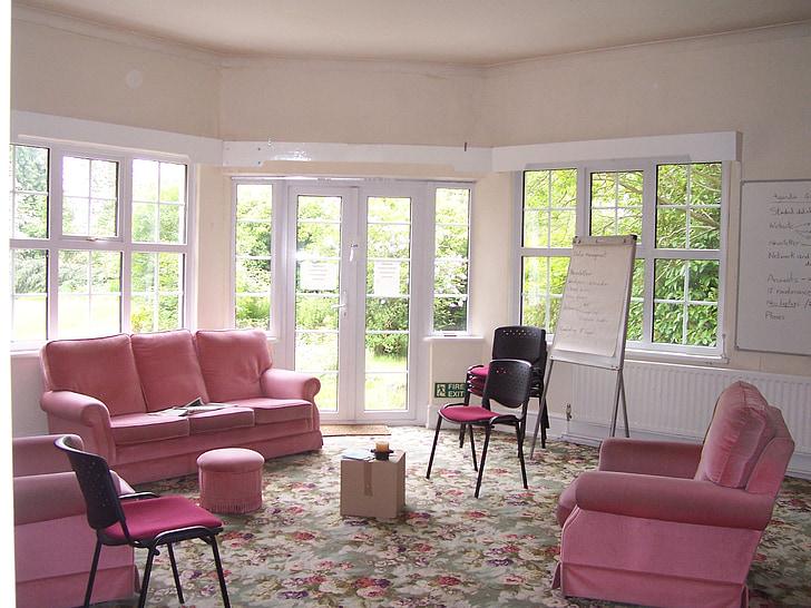 dzīvojamā istaba, dīvāns, atpūtas telpa, dīvāniņa, interjers, istabu, mēbeles