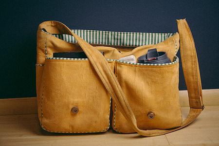 挎包, 袋, 时尚