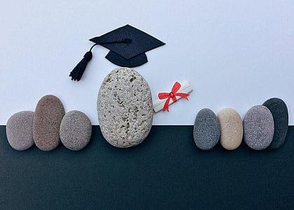 дипломирането, диплома, образование, постижения, завършил, сертификат, академична