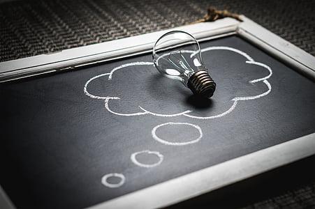 thought, idea, innovation, imagination, inspiration, light bulb, lightbulb