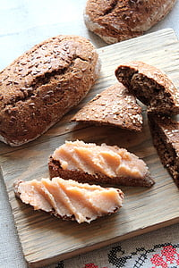 kruh, toast, sendvič, kuhinja, jutri, prehrana, okusno