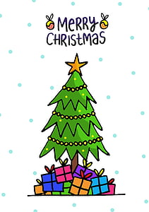 christmas, tree, christmas tree, holiday, christmas trees, decoration, winter