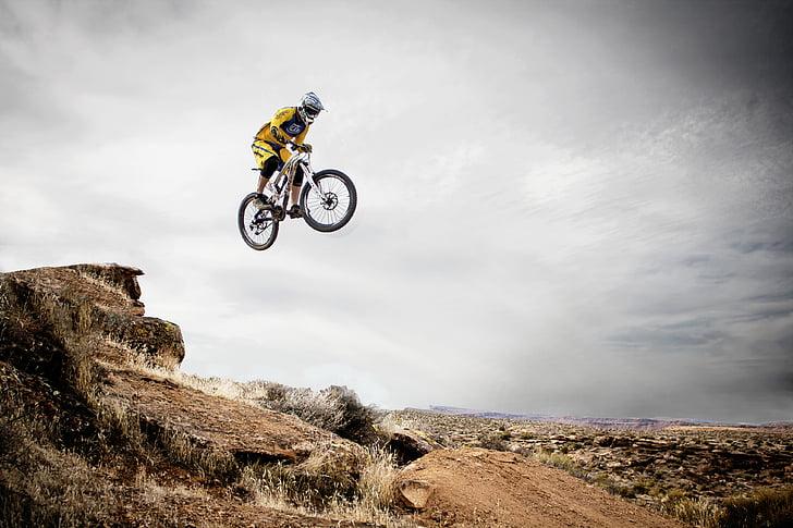 Juta, kalnų dviračiai, dviratis, dviračiais, Sportas, Sportas, dviratis
