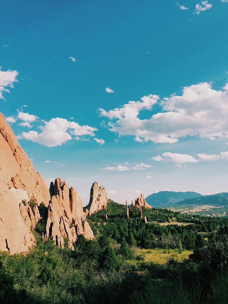ảnh Miễn Phí Dài Tiếp Xúc Hình ảnh Màu Nâu Hẻm Núi