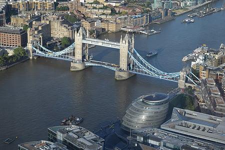 london, river, england, thames, city, landmark, architecture