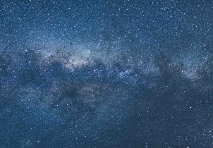 cosmos, hd wallpaper, milky way, night, sky, stars, backgrounds