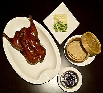 duck, dimsum, chinese cuisine, chinese, food, cuisine, meal
