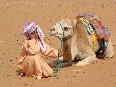 người Bedouin, lạc đà, sa mạc, Thiên nhiên, Cát, lạc đà-lái xe
