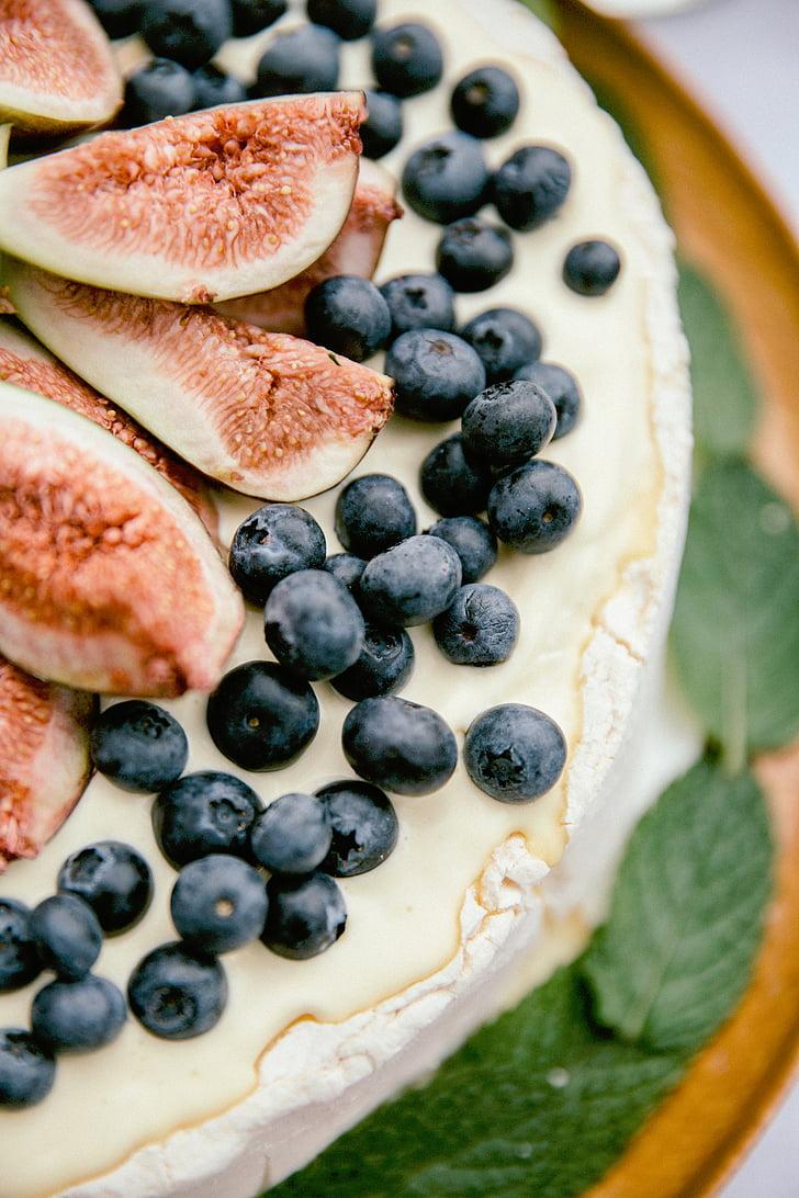 lifestyle, food, desserts, sweets, fruits, cake, cream