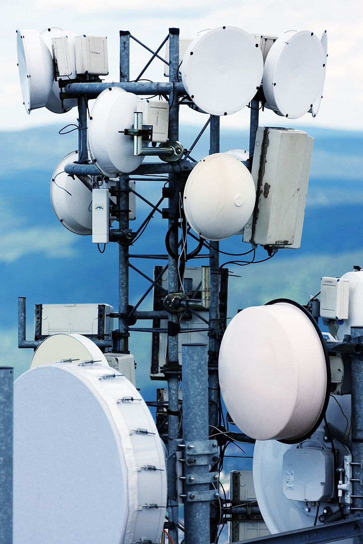 antenna, cell, cellular, communication, connection, dish, electromagnetic