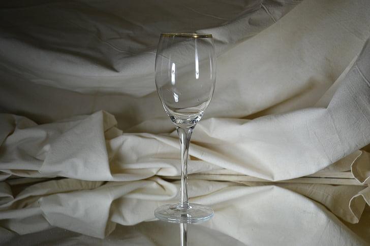 bolle, vin, Tom, glass vin, belysning, ornament, feiring