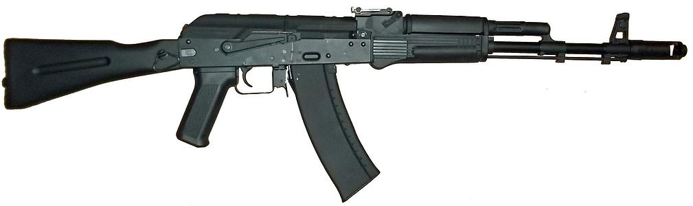 AK-47, Kalasnyikov, puska, pisztoly, fegyver, orosz, katonai