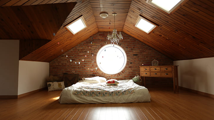 architecture, bed, bedroom, ceiling, floor, furniture, home