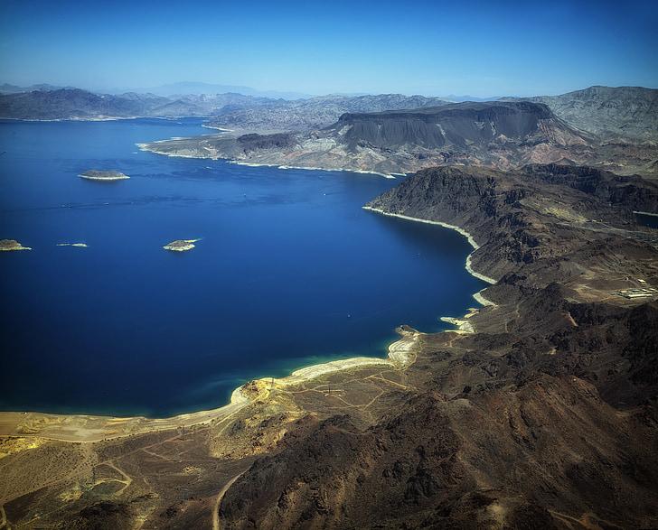 Lake mead, Nevada, cảnh quan, danh lam thắng cảnh, nước, Landmark, điểm đến