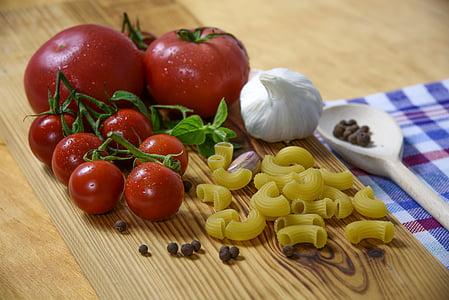cuina italiana, tomàquet, pastes, All, alfàbrega, menjar, tomàquets