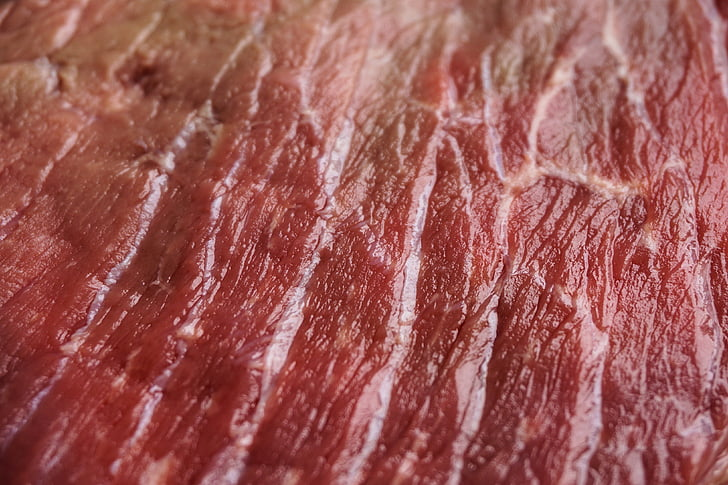 carn, estructura, crua, carn crua, carn de boví, carnisseria, carn de rouladen