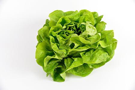 salad, green, vegetables, meals, vegetable garden, power, agriculture