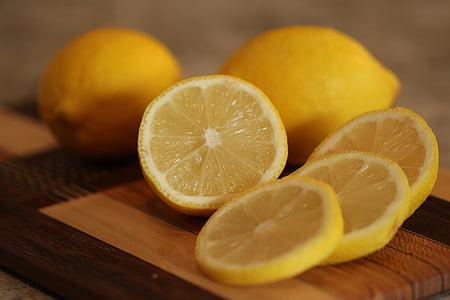 llimona, cítrics, fruita, Sa, aliments, suc, dieta