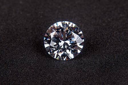 Diamant, Gemma, zirconi cúbic, joia, brillant, luxe, pedres precioses