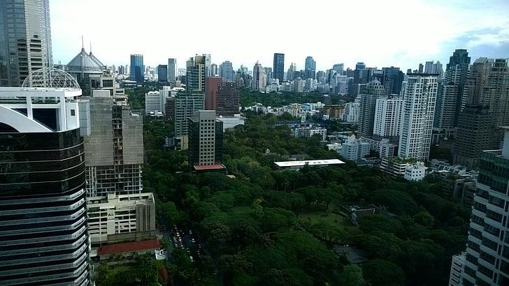 Tailàndia, Bangkok, ciutat, arquitectura, edifici, asiàtic, Àsia