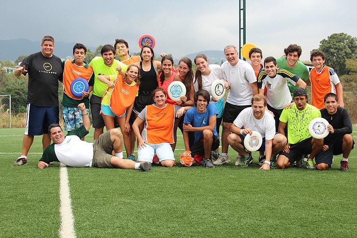 llanada, ultimate game, camp, venezuela, guides, campers, recreation