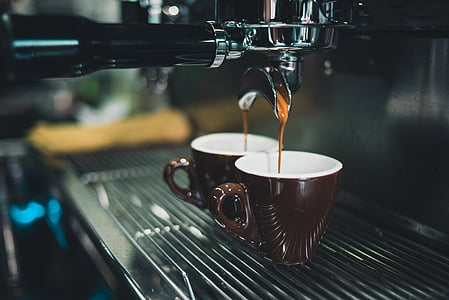 beverage, café, caffeine, cappuccino, coffee, coffee machine, coffee maker