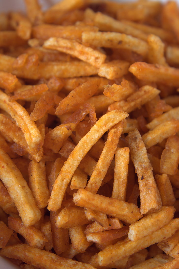 patatine fritte, patatine fritte, spuntino, Fast food, fritto, patate, malsano