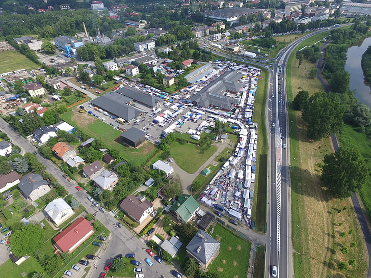 from above, pictures of drone, fofografia with drone, way, picture from the air