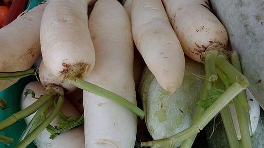 rave, verdures, fresc, aliments, vegetariana, Orgànica