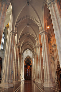 l'església, gòtic, medieval, Temple, Catedral, arquitectura, Argentina