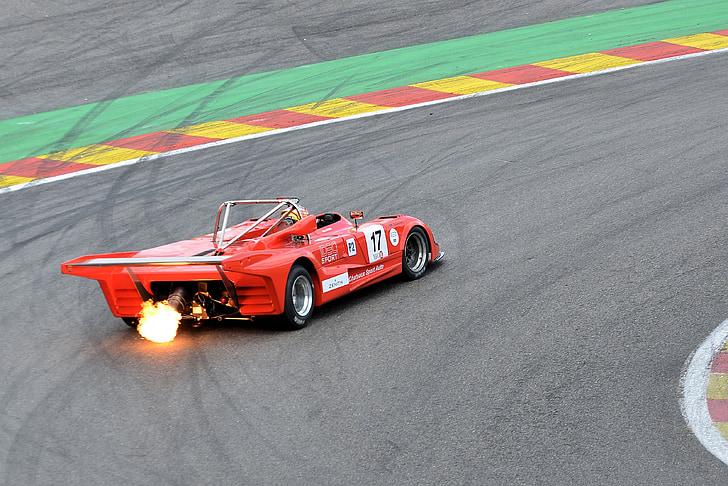 motorsport, Oldtimer, Spa klassikere, motor, nostalgi, bil, rask